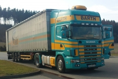Scania 164L Barth Schwendi