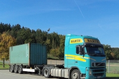 Volvo FH Barth Container