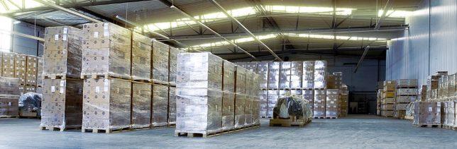 BARTH erweitert seine Logistikfläche